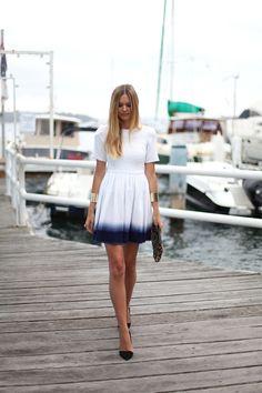 Ellery The Ventures dress from The Iconic via @tuulavintageblogspot