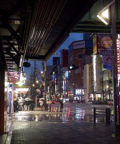 Akihabara, Tokyo by Takumi Suidu