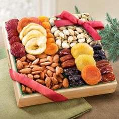 Dried Pears, Dried Fruit, Dry Fruit Tray, Fruit Box, Kosher Snacks, Healthy Summer Snacks, Fruit Gifts, Roasted Nuts, Food Platters