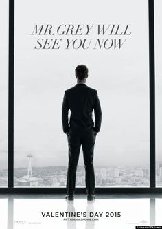First 'Fifty Shades Of Grey' Poster Hits Five Major Cities Across U.S.