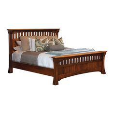 Lincoln Park Queen Bed from Beds category is hand made by finest amish craftsmen specialized in mission and solid wood furniture Furniture, Traditional Bed Designs, Bed Decor, Sofa Design, Bed Furniture Design, Indian Bedroom Decor, Bedroom Furniture Sets, Three Bedroom House Plan, Furniture Design