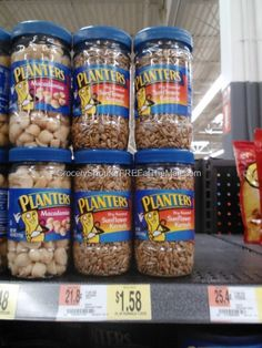 Walmart Coupon Matchup: Planters Sunflower Seeds Just $1.08!