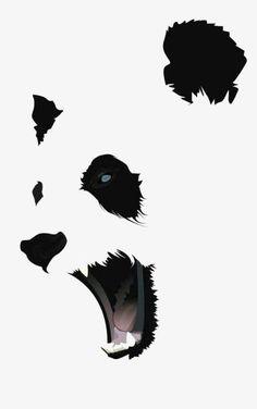 All Hail the Giant Panda - by on deviantART - Graphic Arts Image Panda, Doodle Drawing, Panda Drawing, Panda Art, Panda Panda, Panda Wallpapers, Art Et Illustration, Dope Art, Art Design