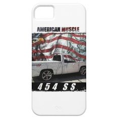 1993 Chevy 454 SS iPhone SE/5/5s Case