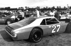 Buddy Baker at the Snowball Derby...