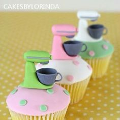 KitchenAid Cupcakes