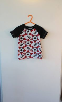 Soccer star t shirt for a 1 and 4 year old, gift idea . by DottyBirdKidsClothes on Etsy