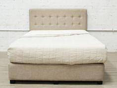 Brighton King Bed Base with Bedhead King Bed Frame, Bed Base, Beds Online, Bed Mattress, Bed Head, King Beds, Ottoman, Chair, Brighton