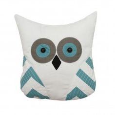Tootsie+Owl+Pillow