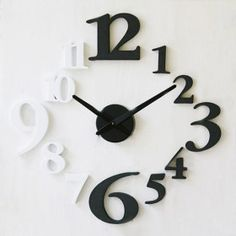 What I could do with this DIY clock...