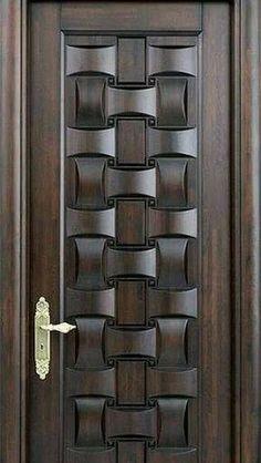 Mamets Cartoon House Front Wall Design, Wooden Front Door Design, Home Door Design, Main Entrance Door Design, Double Door Design, Door Gate Design, Door Design Interior, Door Design Photos, Modern Wooden Doors