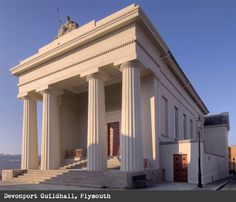 Devonport Guildhall, Plymouth