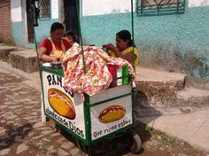 El Salvador - Panes de Apaneca (Ruta de las Flores) -