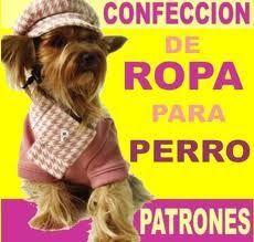 Un curso para aprender a confeccionar ropa para perritos. Contiene patrones listos para imprimir de acuerdo al tamaño de la mascota . Vesti...