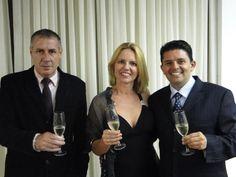 Confraternização após a posse da nova Diretoria da Abrajet RS.