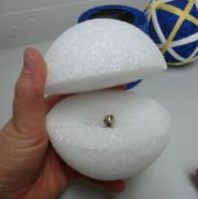 How to Make a Temari Ball - Great instructions with pictures & tips. It's not as hard as it looks.