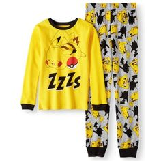 008f9f357fb Pokemon Thermal 2 Piece Underwear Set (Little Boy   Big Boy)