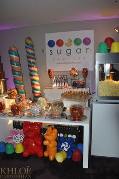 Sugar Factory <3 Need to go there one day