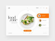 Website Design Strategies To Help You Succeed In Your Business Venture – Web Design Tips Food Design, Food Web Design, Web Design Quotes, Web Design Tips, Web Design Trends, Menu Design, Clean Web Design, Best Web Design, Design Concepts