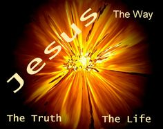Jesus - The Way, The Truth, The Life - Ruth Palmer