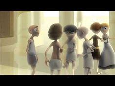 ▶Spanish video for kids about La Rosca de Reyes - 1:05.