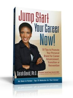 Jump Start Your #Career Now! 50 Tips to Promote Your Brand for Career Advancement, Transition or Reinvention is designed to arm you with information to make the biggest impact possible. If you have ever struggled with using social media for your career or feel like your brand needs a makeover, this book breaks it down into easy to digest steps.     Learn to:    Promote Your Brand  Position Yourself as an Authority   Do What You Love  Leverage Your NetWORK  Present a Professional & Image