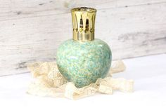 Authentic Lampe Berger in Marble Green