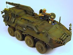 LAV-R Light Armored Vehicle