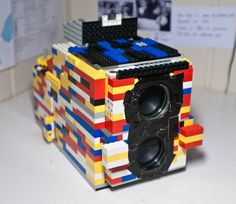 Lego Twin-Lens Reflex Camera, Legoflex B1