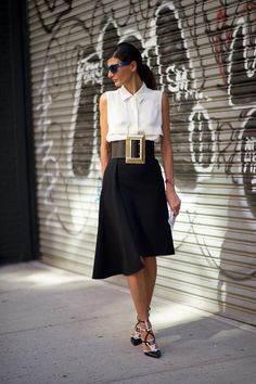 Giovanna Battaglia, New York, Spring 2014