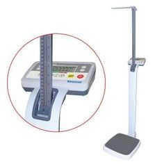 The Brecknell HS-250 Electronics Physician Scale is exactly what you expect. The scale features very accurate weight and height and easy-to-read LCD display with LED back light #ElectronicPhysicianScale #USA http://www.scaleforless.com/