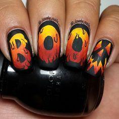 Hallowen Nails (7)