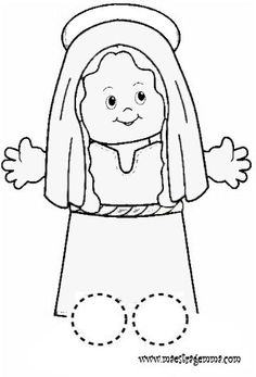 print coloring pages, christmas coloring pages, mary and