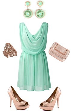 """""""copper penny"""" by seasprite844 on Polyvore"""