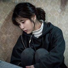 Iu Hair, Crying Girl, Beautiful Dark Art, Teen Photography, Love U Forever, Model Face, Sad Girl, Girl Photo Poses, Korean Actresses