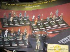 Libros de segunda mano: II GUERRA MUNDIAL SOLDADOS DE PLOMO TOMO 1 FASCICULOS Nº 1 AL 15 SIN ENCUADERNAR - Foto 6 - 49842088