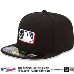 MLB Umpire s 2013 Authentic Collection Stars   Stripes Diamond Era 59FIFTY  On-Field Game Cap. Gorra New ... d89d8ee92b7