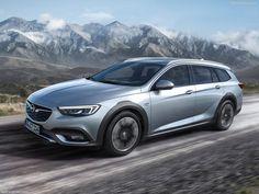 Voici l'Opel Insignia Country Tourer qui sera présenté au public à Francfort lors du salon automobile en septembre 2017 prochain.