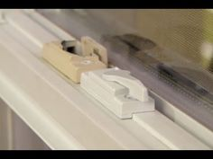 How to Replace the Sash Lock on a Vinyl Window - This Old House