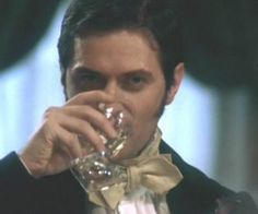 Mr. Thornton. No handle here, either - but he doesn't seem to hold goblets by…