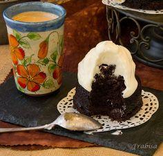 Cómo hacer Mini Cakes GUINNES. Explosión de sabores.