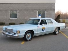1976 Dodge Monaco police package, 440 4bbl/727 Auto/3.23 SureGrip Axle w/HD suspension and cooling