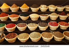 Egyptian Spice Market Stock Photo 24515149 : Shutterstock