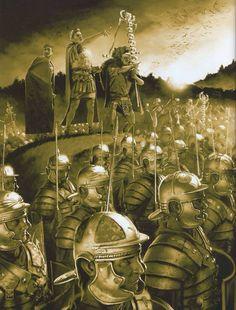 Легион в бою
