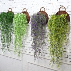 4 Agreeable Clever Hacks: Artificial Plants Ikea Fake Flowers artificial flowers decorating with.Artificial Plants Outdoor Home artificial grass fence. Hanging Plants Outdoor, Outdoor Garden Decor, Indoor Plants, Outdoor Wall Planters, Wall Hanging Plant Pots, Fake Potted Plants, Diy Wall Planter, Plant Wall Decor, Fake Plants Decor