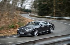Bentley announces upgrade to Continental and Flying Spur models