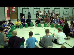 Bucket Drumming Pre K - YouTube
