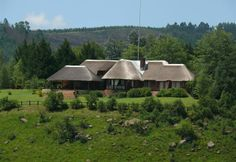 Amazian Mountain River Lodge is a privately owned lodge situated in the Southern Drakensberg, near the uKhahlamba World Heritage Site and Sanis River Lodge, World Heritage Sites, February, Mountain, Cottage, Cabin, House Styles, Cabins, Cottages