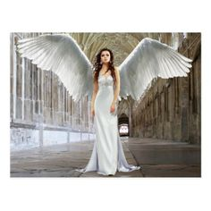 Shop Angel Goddess Postcard created by Classieladiee. Personalize it with photos & text or purchase as is! Diy Wings, Diy Angel Wings, Angel Pictures, Odd Pictures, Angel Aesthetic, Aesthetic Art, Diy Angels, Angel Warrior, White Angel
