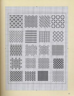ru & Фото - Wilkins - Beginner& Guide to Blackwork - Nice-Nata-san Blackwork Cross Stitch, Cross Stitch Borders, Cross Stitch Kits, Cross Stitching, Cross Stitch Patterns, Kasuti Embroidery, Cross Stitch Embroidery, Embroidery Patterns, Needlepoint Stitches